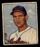 1950 Bowman #40  Bob Lemon  Front Thumbnail