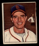 1950 Bowman #208  Jim Hearn  Front Thumbnail