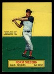 1964 Topps Stand Up  Norm Siebern  Front Thumbnail