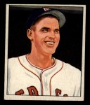 1950 Bowman #188  Earl Johnson  Front Thumbnail
