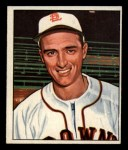 1950 Bowman #191  Dick Starr  Front Thumbnail