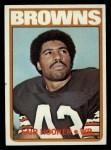 1972 Topps #239  Fair Hooker  Front Thumbnail