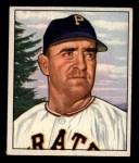 1950 Bowman #203  Danny Murtaugh  Front Thumbnail