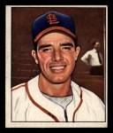 1950 Bowman #208  Jim Hearn  Front Thumbnail