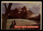 1956 Topps Davy Crockett #41 GRN  Davy's New Adventure  Front Thumbnail