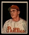 1950 Bowman #226  Jim Konstanty  Front Thumbnail