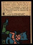 1966 Topps Batman Red Bat #17 RED  Link to Lincoln Back Thumbnail