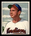 1950 Bowman #131  Steve Gromek  Front Thumbnail