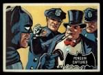 1966 Topps Batman Black Bat #24 BLK  Penguin Captured Front Thumbnail