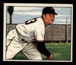 1950 Bowman #199 CPR Jack Kramer  Front Thumbnail