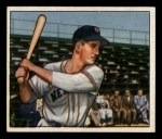 1950 Bowman #221 CPR Don Mueller  Front Thumbnail