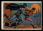 1966 Topps Batman Black Bat #28 BLK  Let's Go Front Thumbnail