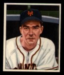 1950 Bowman #235 CPR Tookie Gilbert  Front Thumbnail