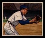 1950 Bowman #240 xCPR Eddie Lake  Front Thumbnail