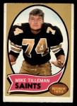 1970 Topps #22  Mike Tilleman  Front Thumbnail