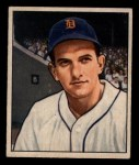 1950 Bowman #243 xCPR Johnny Groth  Front Thumbnail