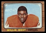 1966 Topps #86  Willie West  Front Thumbnail