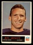 1965 Philadelphia #16  Jon Arnett   Front Thumbnail