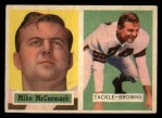 1957 Topps #3  Mike McCormack  Front Thumbnail