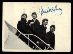 1964 Topps Beatles Black and White #65  Paul Mccartney  Front Thumbnail