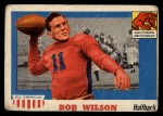 1955 Topps #71  Bob Wilson  Front Thumbnail
