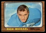 1966 Topps #59  Rich Michael  Front Thumbnail