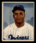 1950 Bowman #75  Roy Campanella  Front Thumbnail