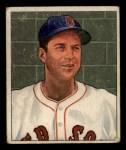 1950 Bowman #152  Ellis Kinder  Front Thumbnail