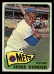 1965 Topps #423  Jesse Gonder  Front Thumbnail