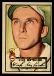 1952 Topps #149 CRM Dick Kryhoski  Front Thumbnail