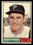 1961 Topps #1  Dick Groat  Front Thumbnail