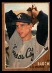 1962 Topps #342  Ed Rakow  Front Thumbnail