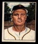 1950 Bowman #200  Kirby Higbe  Front Thumbnail