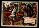 1954 Topps Scoop #84   Chief Red Cloud Defeated Front Thumbnail