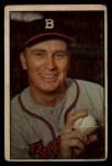 1953 Bowman #37  Jimmy Wilson  Front Thumbnail