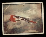 1950 Topps Freedoms War #85   -    Consolidated B-36   Front Thumbnail