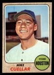1968 Topps #274  Mike Cuellar  Front Thumbnail