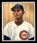 1950 Bowman #115  Roy Smalley  Front Thumbnail