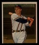1950 Bowman #164  Sibby Sisti  Front Thumbnail