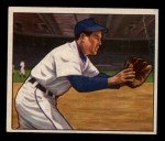 1950 Bowman #240  Eddie Lake  Front Thumbnail