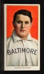 1909 T206 #4  Doc Adkins  Front Thumbnail