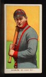 1909 T206 #61  Chappie Charles  Front Thumbnail