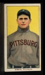 1909 T206  George Gibson  Front Thumbnail
