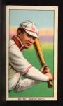 1909 T206 #20  Johnny Bates  Front Thumbnail