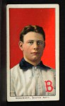 1909 T206 #22  Ginger Beaumont  Front Thumbnail
