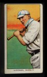 1909 T206  Whitey Alperman  Front Thumbnail