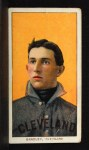 1909 T206 POR Bill Bradley  Front Thumbnail