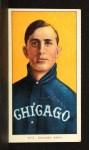 1909 T206 #11  Jake Atz  Front Thumbnail