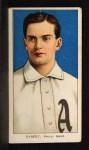 1909 T206 #111  Jimmy Dygert  Front Thumbnail