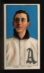 1909 T206 #16  Jack Barry  Front Thumbnail